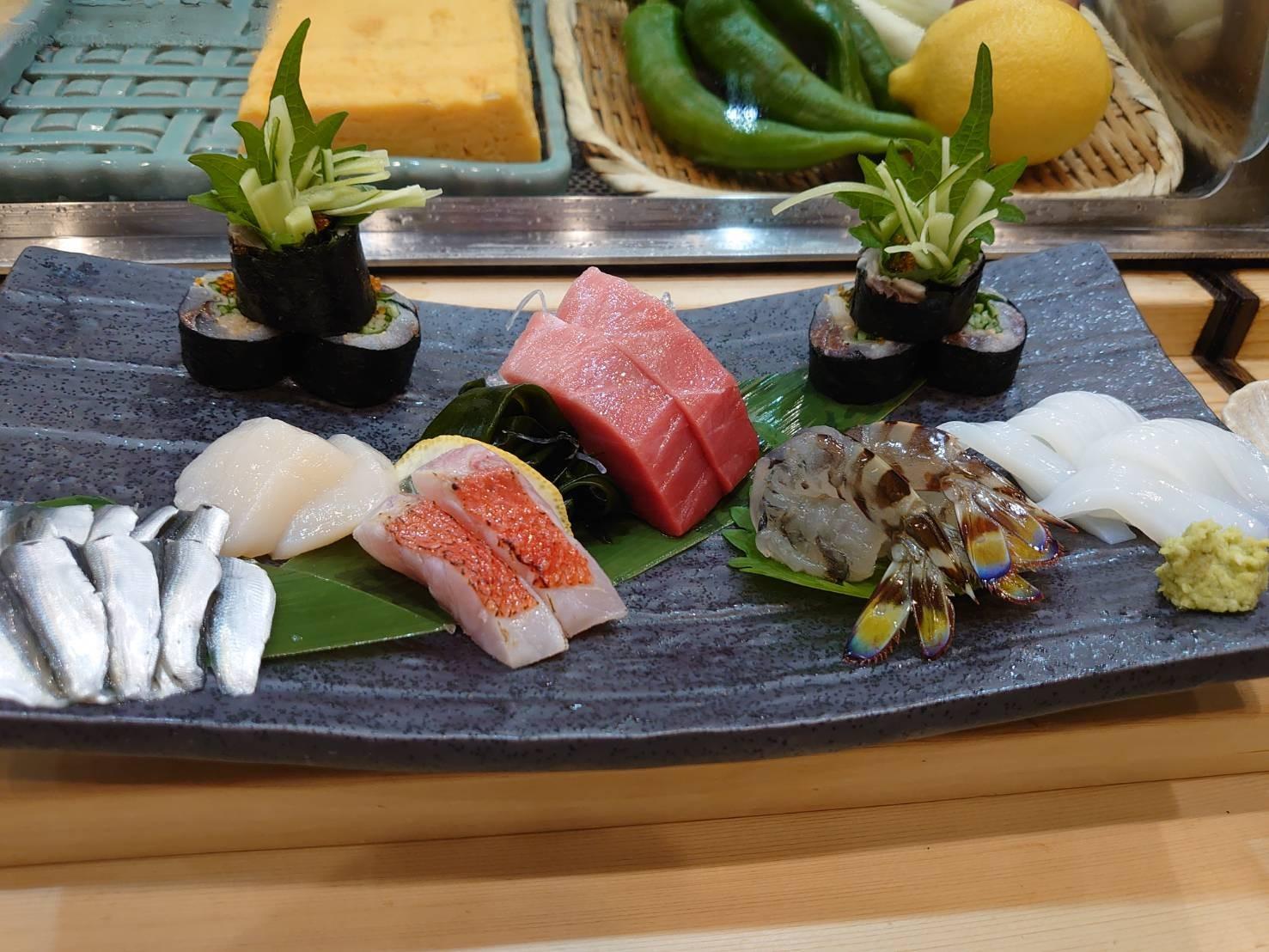 築地寿司清 銀座博品館店の画像4